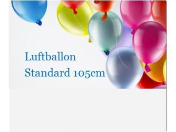 Luftballons-Standard 105 cm