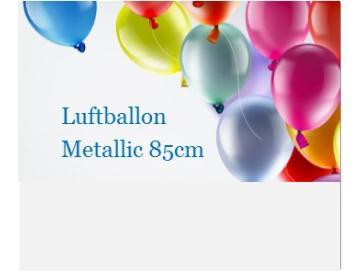 Luftballons-Metallic 85 cm