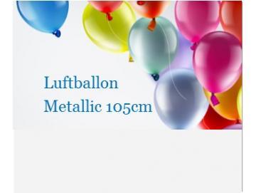 Luftballons-Metallic 105 cm
