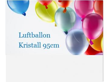 Luftballons-Kristall 95 cm